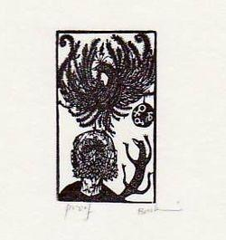 Ex-libris For Bennett And Doris Schiff