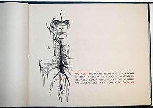 Voyages: Six Poems: Crane, Hart; wood