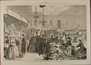 GREAT FAIR GIVEN AT THE CITY ASSEMBLY ROOMS, NEW YORK, DECEMBER, 1861, IN AID OF THE CITY POOR (P...