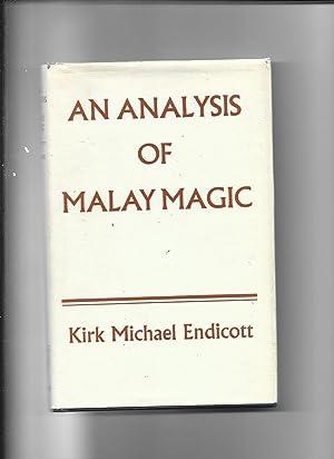 All Analysis of Malay Magic: Endicott Keith Michael