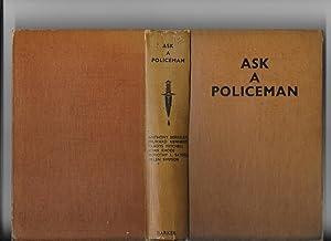 Ask a Policeman: Berkeley Anthony, Kennedy