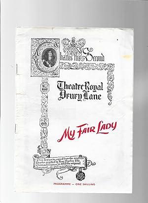 My Fair Lady - Programme