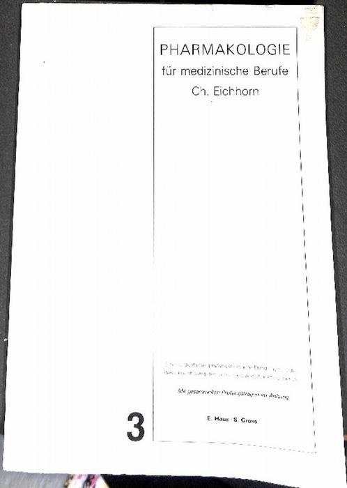 christoph eichhorn - ZVAB