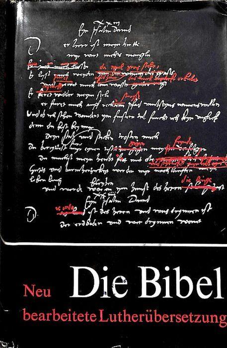 Wann übersetzte Martin Luther Die Bibel