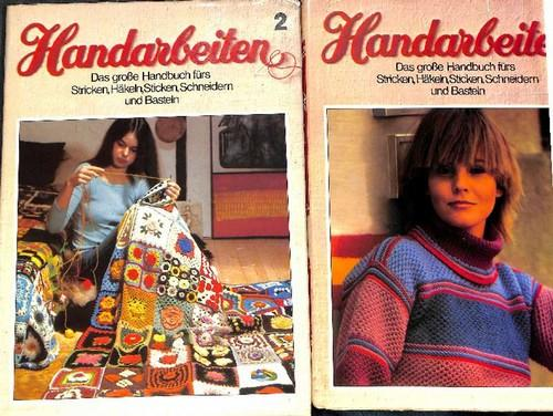 Handarbeiten Das Große Handbuch Fürs Stricken Häkeln Sticken