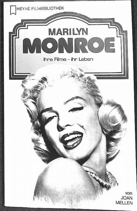 Heyne Filmbibliothek und Fernsehbibliothek, Nr.57, Marilyn Monroe