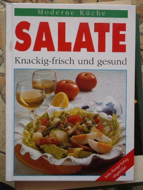 salate knackig frisch und von susanne schubert zvab. Black Bedroom Furniture Sets. Home Design Ideas