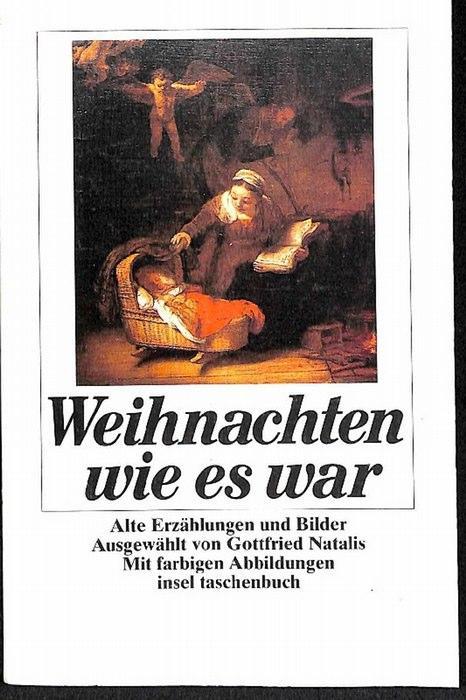 Hermann Hesse Weihnachten.Weihnachten Wie Es War Alte Erzählungen