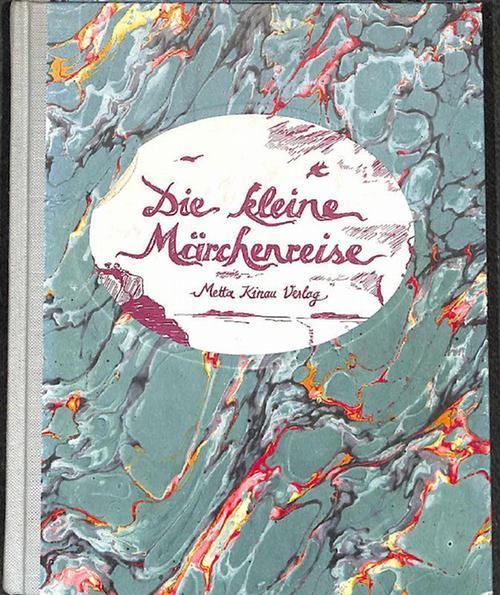 Die kleine Märchenreise- ein Märchenbuch für Jugendliche: Hansen, Hartwig (Hrsg.)