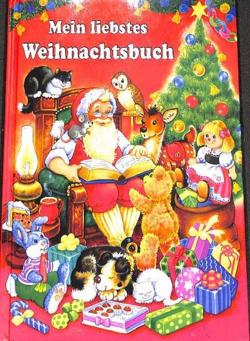 Die Schönsten Weihnachtslieder Texte.Mein Liebstes Weihnachtsbuch 9 Der Schönsten
