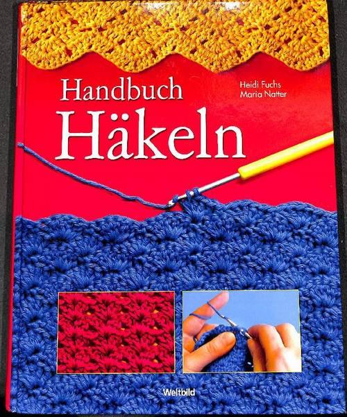 Handbuch Häkeln Von Maria Natter Heidi Fuchs Zvab