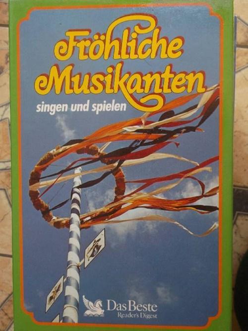 Die Lästigen Musikanten - Was Nicht Ist...