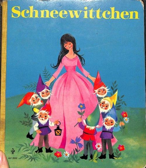 Schneewittchen ein Märchenbilderbuch mit Illustrationen