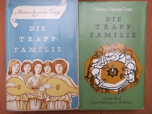 Die Trapp-Familie. Vom Kloster Zum Welterfolg