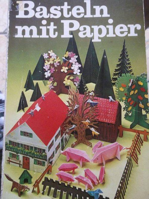 Basteln mit Papier: Mayr, Traudl