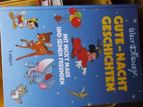 Gute Nacht Geschichten Mit Micky Maus Und Seinen Freunden