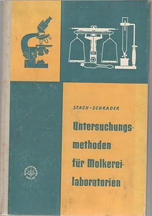 Untersuchungsmethoden für das Molkereilaboratorium Festellung und Bewertung der ...