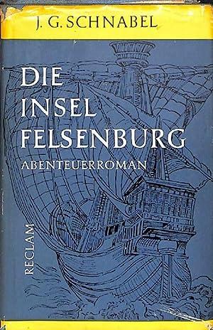 Insel Felsenburg Fata einiger Seefahrer eine abenteuerliche Geschichte aus dem Anfang des 18. ...