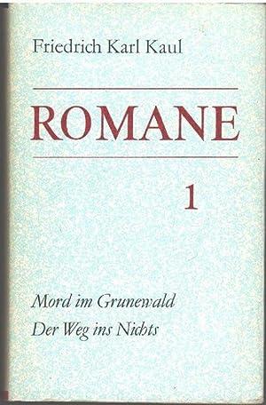 Romane Band 1 Mord im Grunewald ein Unschuldiger soll ins Gefängnis eine dokumentation aus dem...