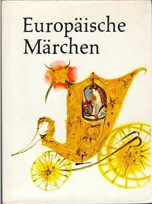 Europäische Märchen herausgegeben von Dagmar Sekorová mit Illustrationen von Mirko...