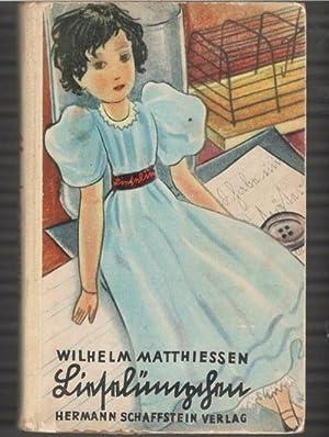 Lieselümpchen Abenteuer und Streiche eines Püppchens mit Textzeichnungen von Fritz Loehr:...