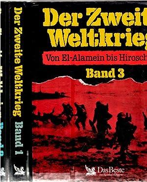 Der Zweite Weltkrieg, alle drei Bände, von München bis Moskau, von Pearl Harbor bis ...