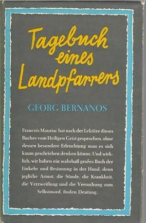 Tagebuch eines Landpfarrers/Bernanos, Georges: Bernanos, Georges ; Hegner, Jakob