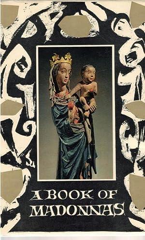 A Book of Madonnas ein Bildband verschiedender Standorte und der Madonna Statuen of Ferdinand ...