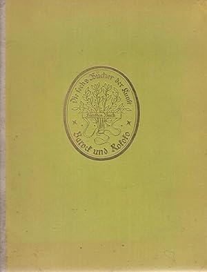 Die sechs Bücher der Kunst, Kunst des Barocks und Rokokos. , Fünftes Buch,eine ...