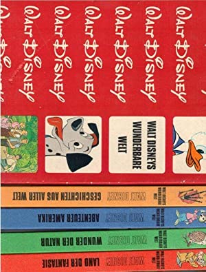 Walt Disneys wunderbare Welt, wundervoll illustriert von Walt Disneys Studios nach Walt Disneys ...