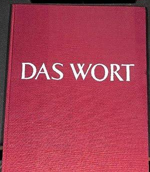 Das Wort Erzählungen aus der Heiligen Schrift mit Zeichnungen von Bert Bouman