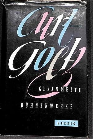 Gesammelte Bühnenwerke 8 bühnenstücke von Curt Goetz: Goetz, Curt