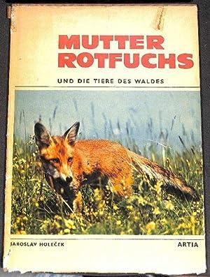 Mutter Rotfuchs und die Tiere des Waldes erzählungen und beobachtungen aus der sicht der Tiere...