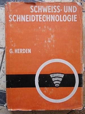 Schweiß- und Schneidtechnik Technisch-wissenschaftliche Abhandlungen des Zentralinstituts f&...