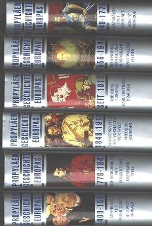 Propyläen-Geschichte Europas vollständige Ausgabe Band 1: Anspruch auf Mündigkeit um...