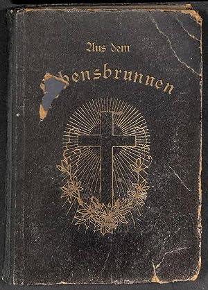 Aus dem Lebensbrunnen. eine Sammlung Predigten für: Karl Ostertag
