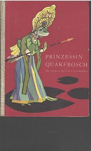 Prinzessin Quakfrosch die schönsten russischen Volksmärchen von A.Tolstoi aufgezeichnete ...