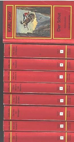 KARL May's Hauptwerke in 33 Bänden»ZÜRICHER AUSGABE«: Karl May
