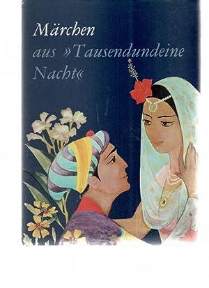 Märchen aus Tausendundeiner Nacht erzählt von Vladimir Hulpach mit Illustrationen von ...