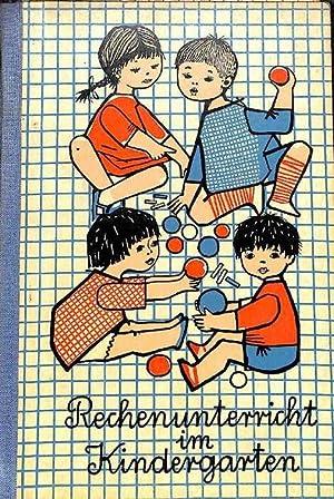 Rechenunterricht im Kindergarten Bedeutung und Anforderungen an die verschiedenen Altersgeruppen ...