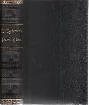 Hofacker's Predigten für alle Sonn-, Fest- und Feiertage nebst einigen Buß...