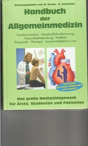 Handbuch der Allgemeinmedizin das große Nachschlagewerk für Ärzte, Studenten , ...