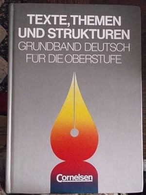 Texte Themen Und Strukturen Grundband