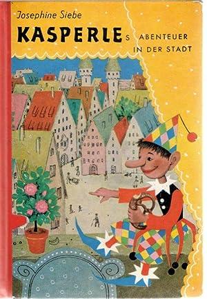 Kasperles Abenteuer in der Stadt. und was er dabei an lustigen Streichen ausheckt und an spannenden...