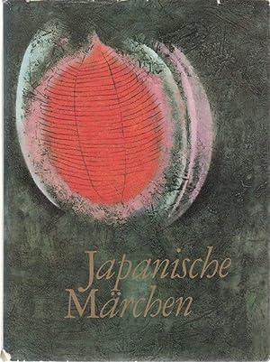Japanische Märchen und Volkserzählungen von Z. Cerna ; M. Novak mit Illustrationen ...