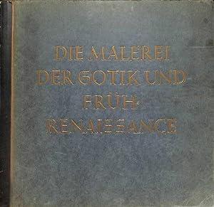 Die Malerei der Renaissance und Malerei der Gotik und Frührenaissance: HEINRICH ZIMMERMANN