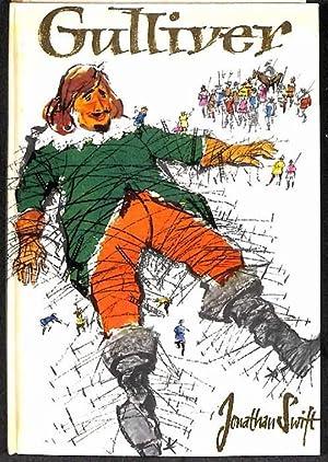 Gullivers Reisen die phantastische Geschichte von den: Swift, Jonathan