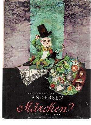 Märchen von Hans Christian Andersen mit Illustrationen von Jiri Trnka: Andersen, Hans ...