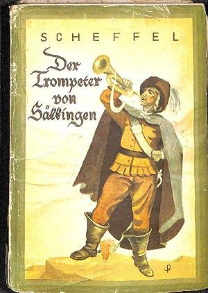 Der Trompeter von Säkkingen und Hugideo zwei Novellen von Joseph Victor von Scheffel: von ...