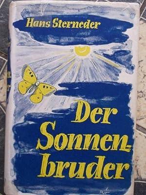 Der Sonnenbruder ein Roman von Hans Sterneder: Hans Sterneder